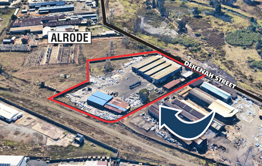 Image 1 for Valuable Land & Factory - Redevelopment