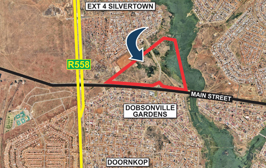 Image 1 for 7.2ha Resi Development Site - Soweto