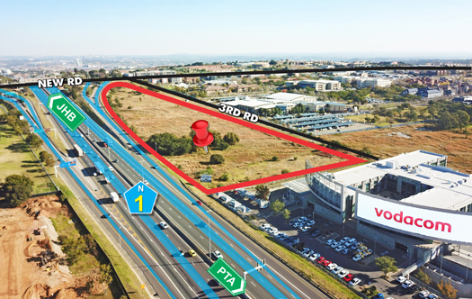 Image 1 for Prime N1 Midrand Site