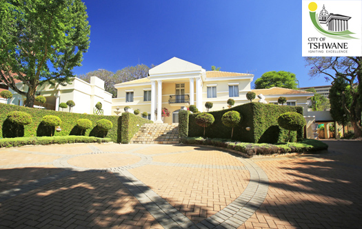 Image of Official Mayoral Residence Pretoria