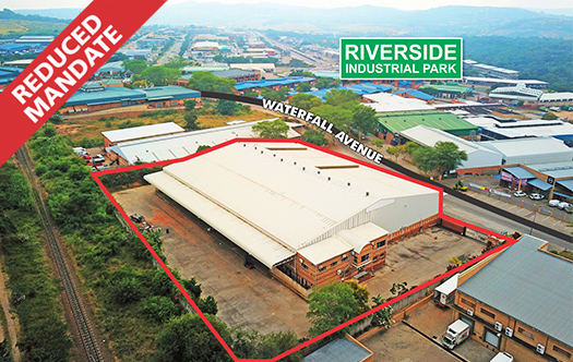 Image of Warehouse - Riverside Industrial Park