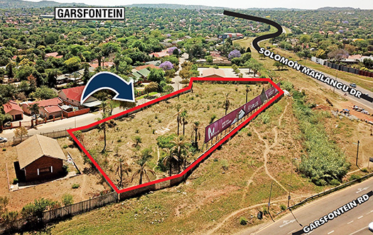 Image 2 for Rare Corner Development Site - Garsfontein Road