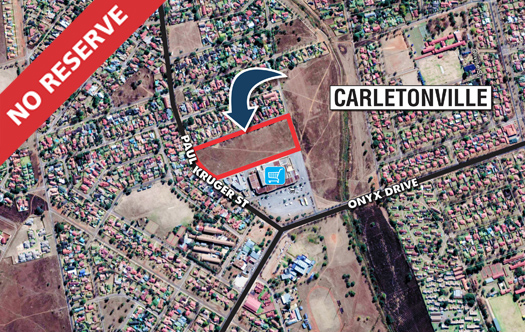 Image 1 for No Reserve - Carletonville Land