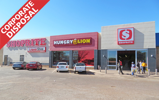 Image 1 for Corporate Disposal - Kathu Shoprite