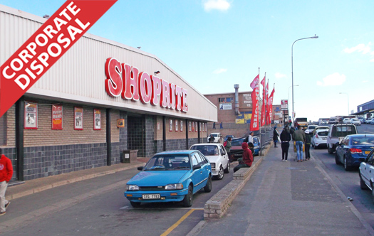 Image 1 for Corporate Disposal - Vredenburg Shoprite