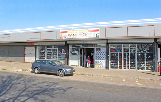 Image of Retail Strip - Newlands