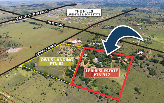Image of Leribisi Estate - Sectional Scheme Dev Land