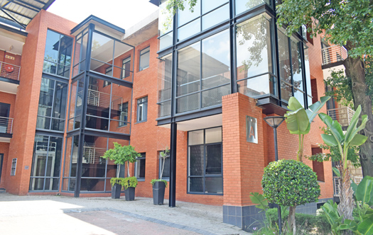 Image of Sectional Title Offices - Sandton