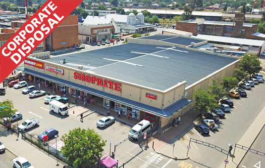Image of Corporate Disposal - Shoprite Kroonstad