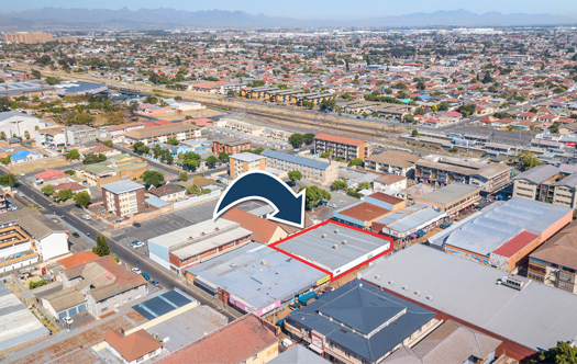 Image 2 for Fully Let Retail Arcade - Parow