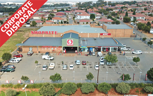 Image of Corporate Disposal - Shoprite Cosmo City