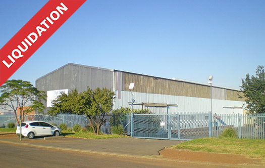 Image of Liquidation - Industrial Property