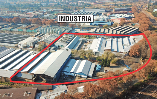 Image 1 for Mixed Use Industrial Park - Industria