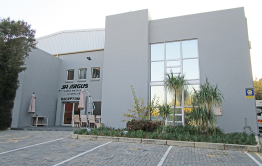 Image 6 for Fully Let Warehouse - Kyalami