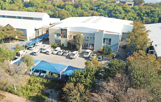 Image 2 for Fully Let Warehouse - Kyalami