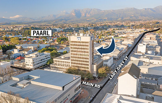 Image of 13 Office Units - The Towers, Paarl