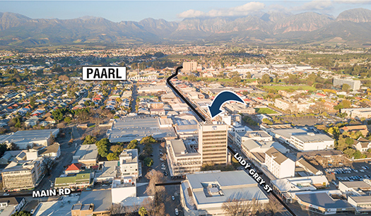 Image 2 for 13 Office Units - The Towers, Paarl
