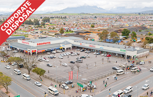 Image of Corporate Disposal - Shoprite Kraaifontein