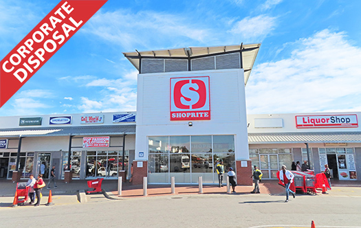 Image of Corporate Disposal - Shoprite KwaNonqaba