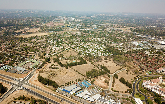 Image 9 for 11 ha Fourways Development Site