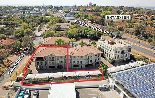 Image 1 for Bryanston Offices in Central Location
