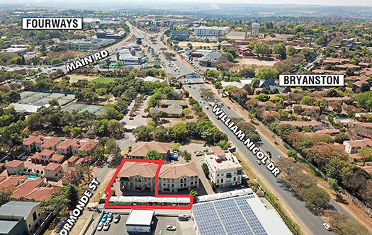 Image 2 for Bryanston Offices in Central Location