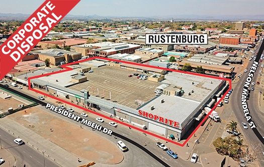 Image of Corporate Disposal - Shoprite Rustenburg