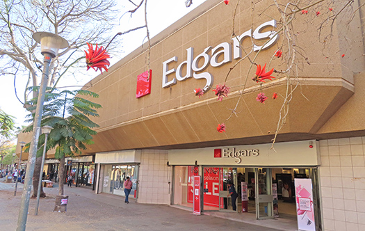 Image of Rustenburg Edgars Building