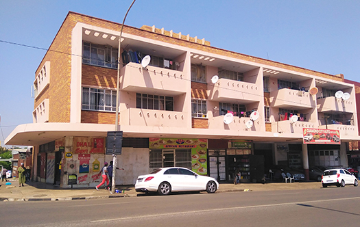 Image of Fully Let Block of Flats with Retail Units