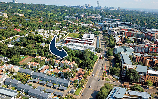 Image 6 for Hot Development Site Opposite Melrose Arch