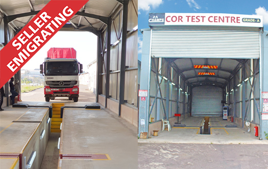 Image of COR Test Centre - Motor Spares