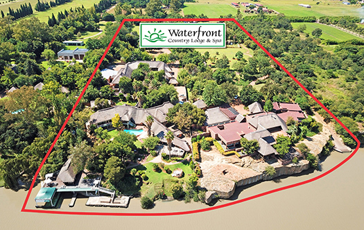 Image of Waterfront Country Lodge - Vaal River