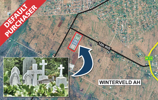 Image 1 for Default Purchaser - Cemetery on Auction