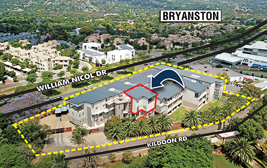 Image 1 for Luxurious Top Floor Apartment - Bryanston