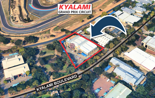 Image 1 for Warehouse & Offices - Kyalami Business Park