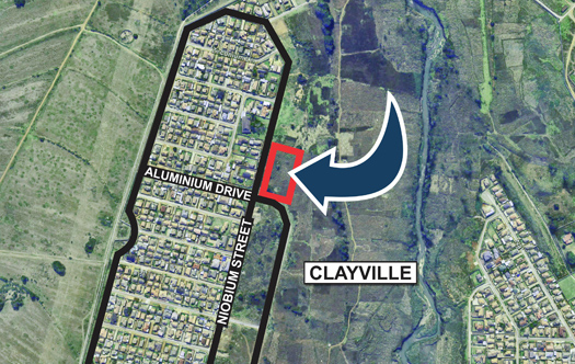 Image of Zoned Development Land - Clayville