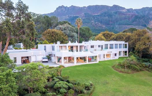 World Class Constantia Mansion