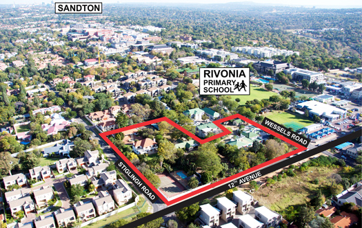 Image of 1.4 ha - Rezone for 200+ Resi Units