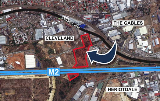 Image of M2 Development Land