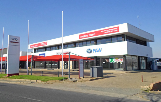 Image of Corporate Disposal - Randburg Showroom