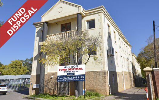 Image 1 for 2 x 3 Storey Office Blocks - Rivonia
