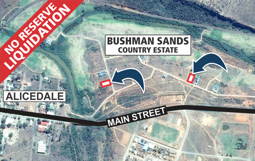 Image of Two Stands in Bushman Sands Country Estate