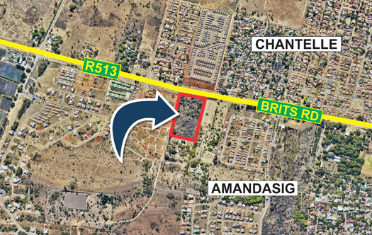 Image 1 for Resi Development Opportunity - Pretoria North
