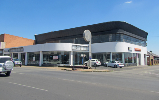 Image of Prominent Vehicle Showroom & Workshop
