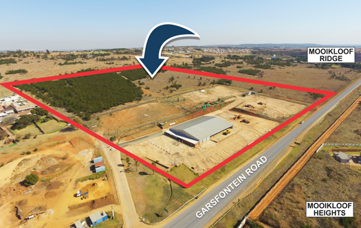 Image 1 for Garsfontein Road Development Land