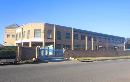 Image of Devland Warehouse