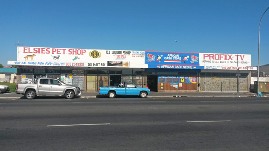 Image of Retail Property Investment - Cape Town