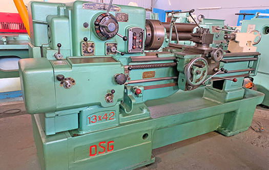 Image of Various Industrial Machinery Online Auction