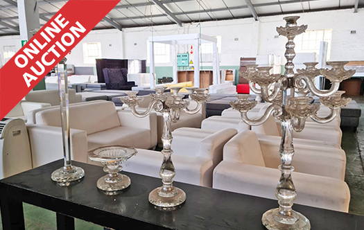 Image of Furniture, Decor & Exhibitions - Online Auction