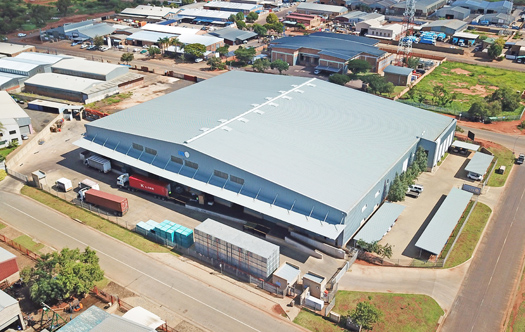 Image of Blue Chip Investment - Industrial Warehouse